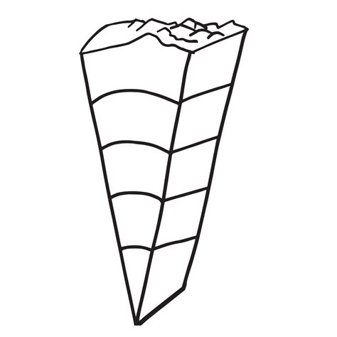coloring sheet of earth s layers layers of the earth clipart