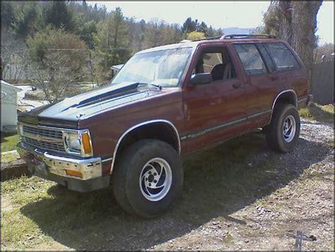 best car repair manuals 1994 chevrolet s10 blazer navigation system bigboycustomz 1994 chevrolet s10 blazer specs photos modification info at cardomain