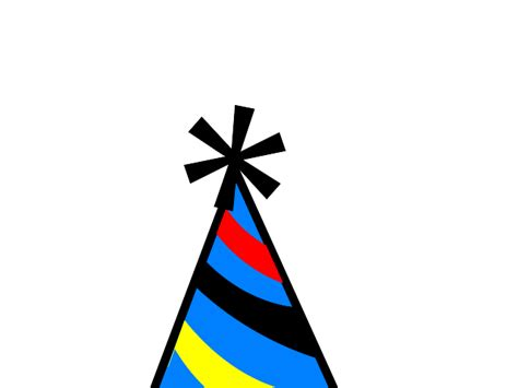 Birthday Hat Clipart No Background hat picture clip 75