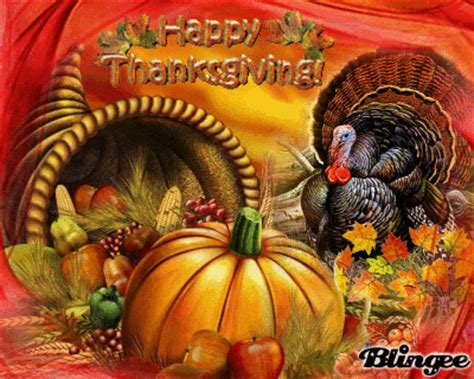 happy thanksgiving    sweet friends picture  blingeecom