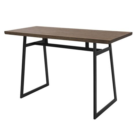 industrial counter height table industrial counter height table polterhochzeit org