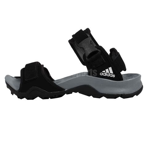 adidas sandals adidas cyprex ultra sandal ii 2 black grey mens outdoor