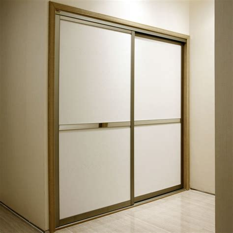 Sliding Door White Wardrobe by Oppein 2 Sliding Doors White Wardrobe Yg21231 Photos