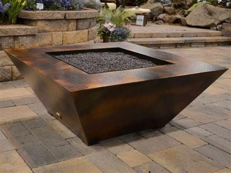 outdoor gas fire pit kits fire pit ideas