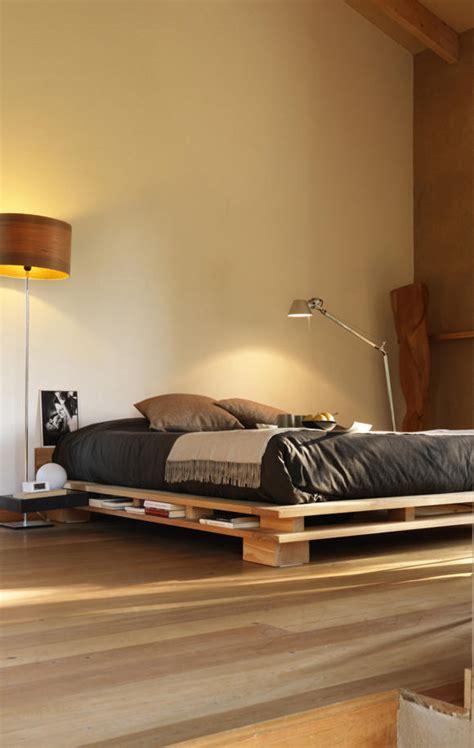 Futonbett Design by Diy So Baust Du Dein Bett Selber Roomido