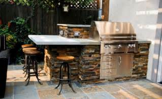 Rustic Outdoor Kitchen Ideas by Rustic Outdoor Kitchen Designs