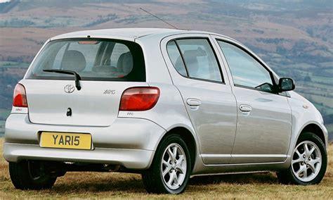 1998 Toyota Yaris Toyota Yaris 1 1998 2005 технические характеристики