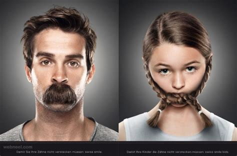 best hair ads 40 best print advertisements and creative ads design