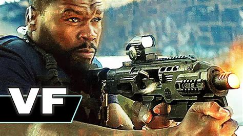 film action criminal criminal squad bande annonce vf 50 cent action 2018
