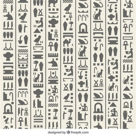 egyptian pattern black and white egypt vectors photos and psd files free download