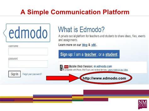 edmodo what is it edmodo presentation