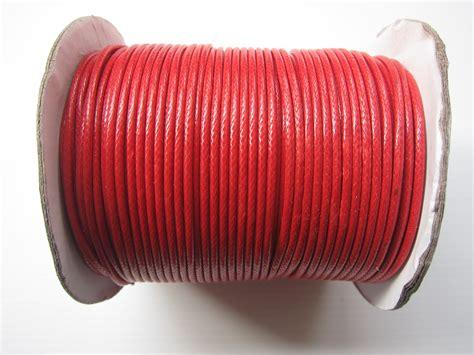 Tali Kulit 2mm by Tali Korea Merah 2mm Koleksikikie