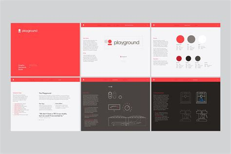 design guidelines branding new brand identity for playground by character bp o
