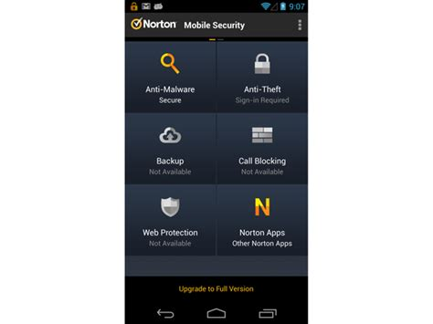 symantec norton mobile security platz 1 symantec norton mobile security 12