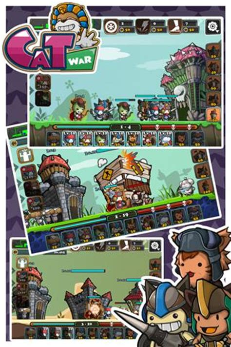 cat war apk cat war v1 0 apk por android descargas