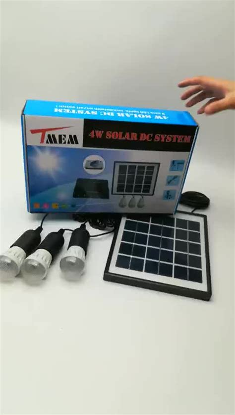 Small Panel Home Kits Small Solar Power System Kit For Home Cing Using Solar