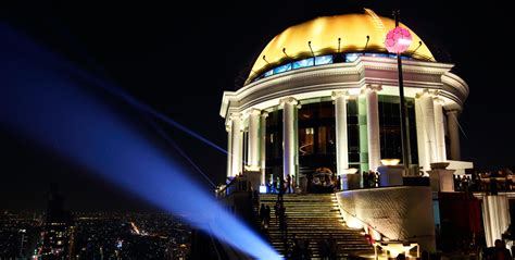 what to do on new year in bangkok bangkok new years 2016 rooftop celebration at lebua
