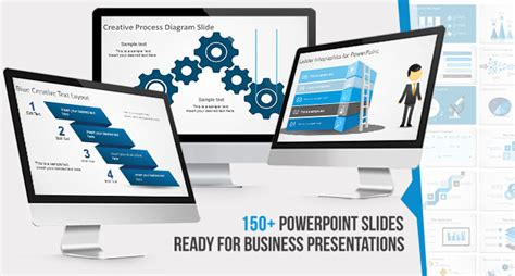 150 Free Powerpoint Templates To Make Great Visually Ppt Slide 2