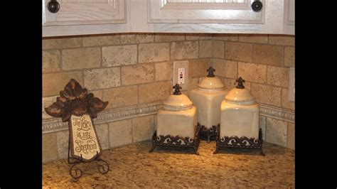 travertine tile kitchen backsplash tumbled travertine tile kitchen backsplash ideas