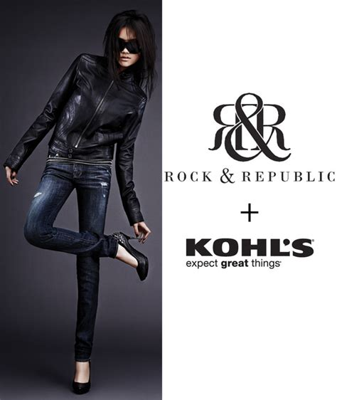 New York Fashion Week Rock And Republic by Sponsored Kohl S Rock Republic To Launch At New York