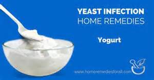 yeast infections remedies