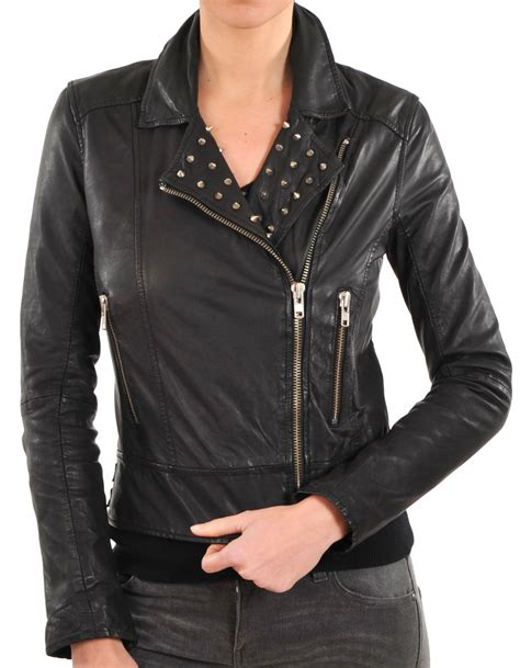 ladies leather motorcycle ladies moto inspired lambskin fashion motorcycle jacket