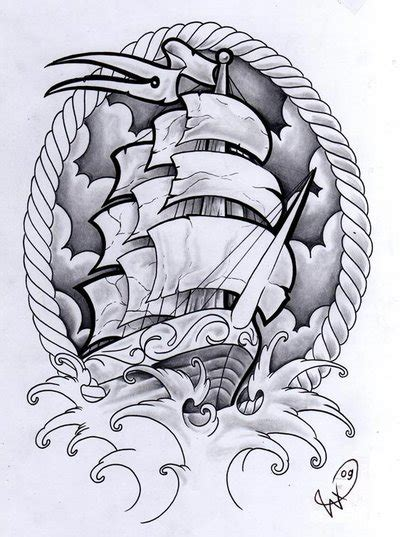 clipper ship tattoo designs ship designs bodysstyle