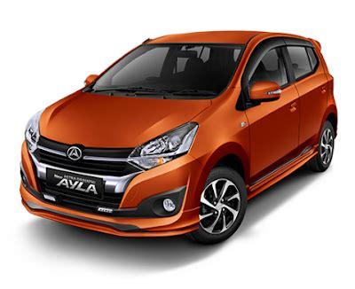 Harga Merk Mobil Daihatsu list daftar harga semua merk mobil daihatsu terbaru dan