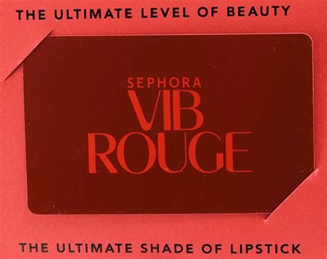 Sephora Vib Gift Card - sephora vib gift card gift ftempo