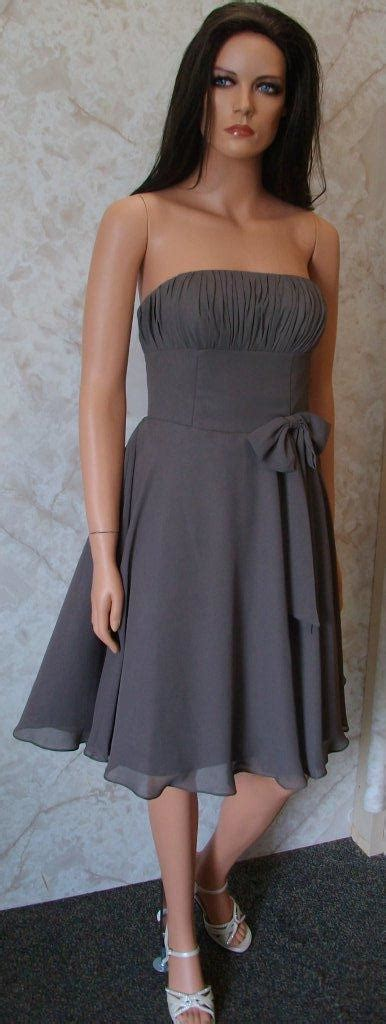 Dress Grey Ks grey bridesmaid dress