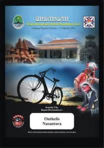 Kembang Goyang Nostalgia festival sepeda onthel nusantara ii www sepeda