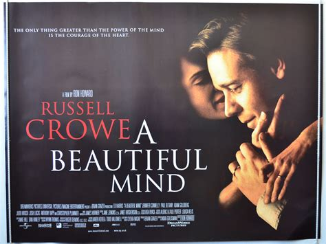 beautiful movie a beautiful mind movie poster www imgkid com the image