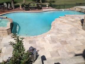 paver pool deck pool decks legacy custom pavers