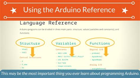 metal programming guide tutorial and reference via books how to use and understand the arduino reference