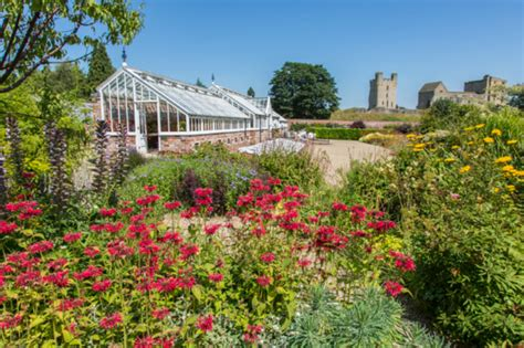 7 Great English Country Gardens To Explore Walled Garden Helmsley