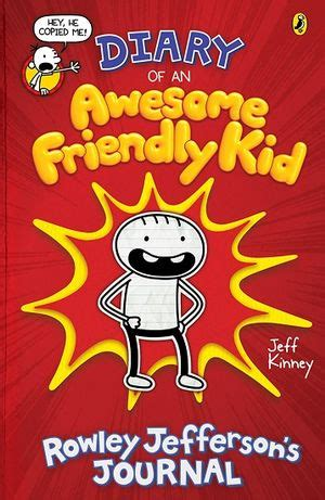 diary   awesome friendly kid  reading