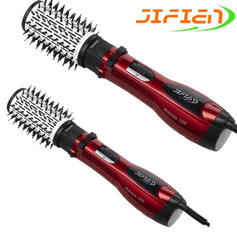 Hair Styler With Rotating Brush by 10 Types Hair Dryer Curler Brush Serpden