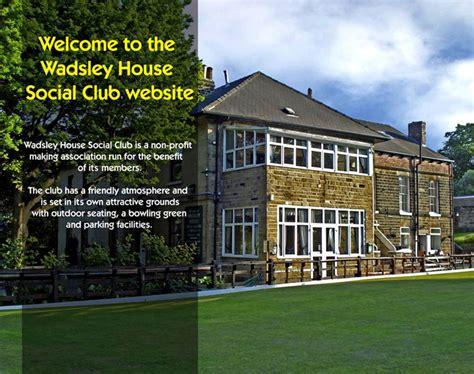 the social house wadsley house social club