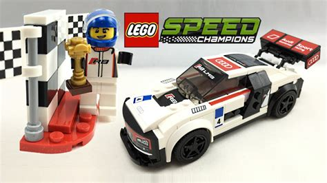 audi r8 max speed lego speed chions audi r8 lms ultra set review 75873