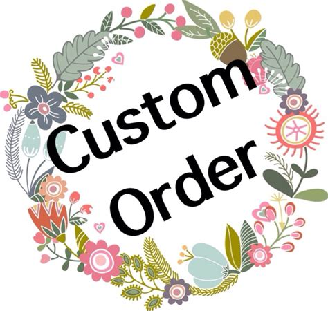 Handmade To Order - custom order for clare paper stand madeit au
