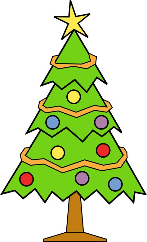 animated christmas tree clip art animated trees tree clip clipartcow cliparting