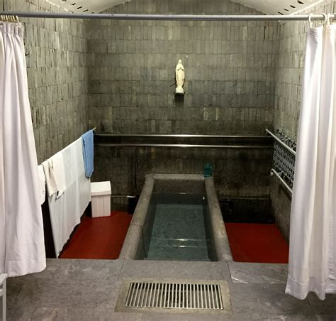 vasche di lourdes the baths at lourdes order of malta american association