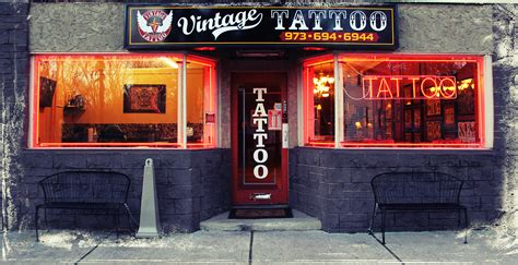 tattoo piercing shops vintage pequannock township steppin out magazine