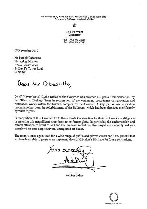 letter of gratitude crna cover letter