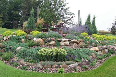 Rock Garden Perennials Rock Garden Perennials And Rock Gardens Pinterest