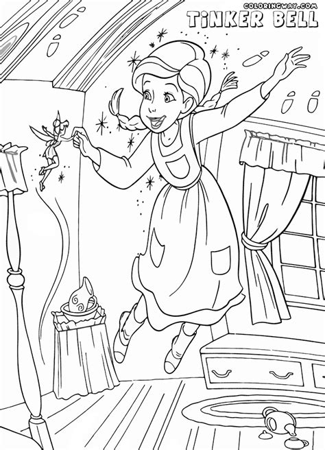 Tinkerbell And Friends Coloring Pages by 92 Tinkerbell And Friends Coloring Pages To Print