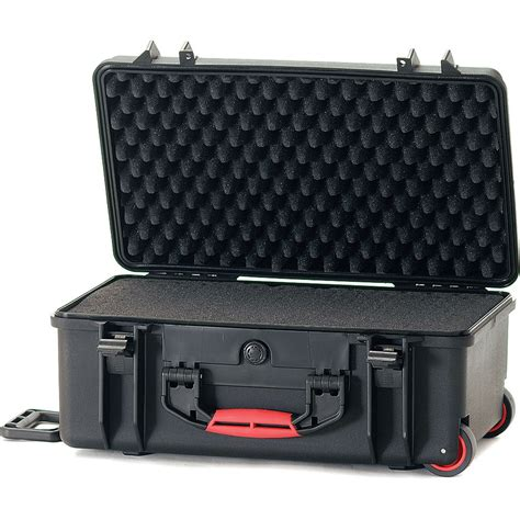 hprc 2550 wheeled hard case with cubed foam