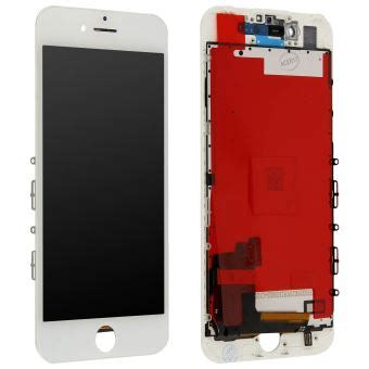 Iphone 7 Lcd Blanc by 201 Cran Lcd Blanc Original Apple Iphone 7 Accessoire Pda Et Smartphone Achat Prix Fnac