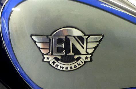 kawasaki emblem kawasaki tankemblem am chopper quot en 500 quot die motorr 228 der
