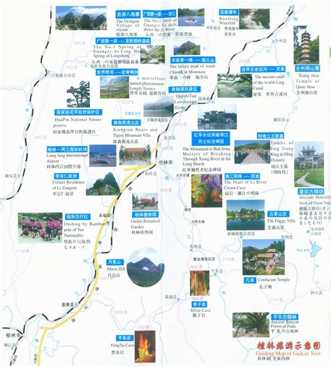 germany attractions map maps update 500621 germany tourist attractions map